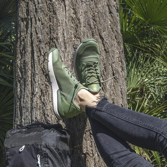 Green Tropicfeel sneakers