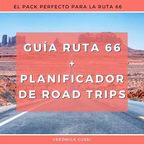 guia ruta 66 + planificador road trip
